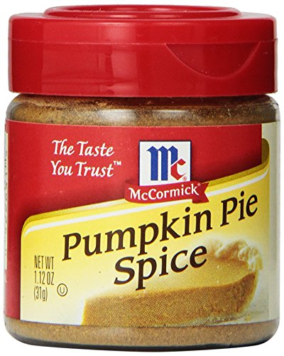 McCormick Pumpkin Pie Spice, 1.12-Ounce Unit (Pack of 6)