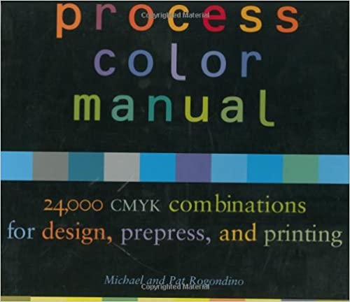 Process Color Manual, 24, 000 CMYK Combinations for Design