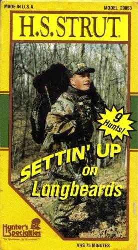 Hunter's Specialties: Settin' up on - Strut Hs Specialties Hunters
