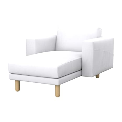 Soferia - IKEA NORSBORG Funda para chaiselongue, Eco Leather ...