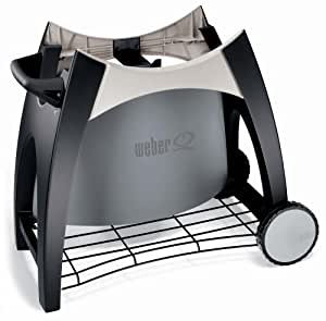 Weber 54601 Stationary Cart for Weber Q Grills 200 and 220