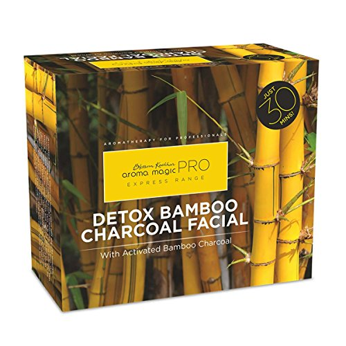 Aroma Magic Pro Detox Bamboo Charcoal Facial - -