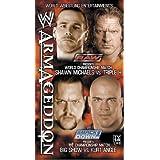 WWE 2002 VHS ARMAGEDDON