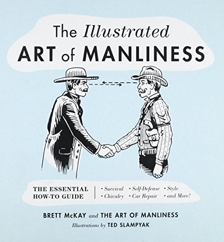 An indispensable, hands-on guide dedicated to the lost art of being a man, The Illustrated Art of Manliness distills more than 100 practical skills every modern man needs to know into an entertaining, easy-to-follow visual format.  Founder of...