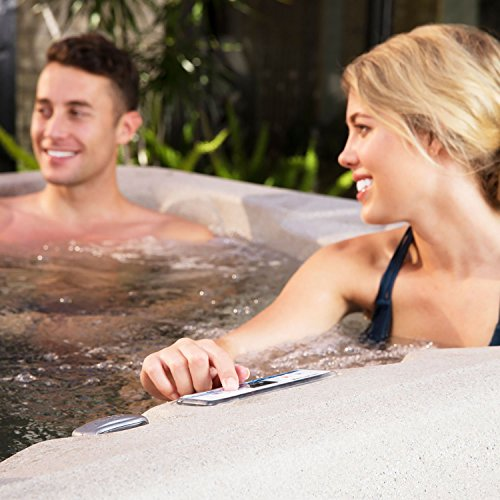Lifesmart Rock Solid Simplicity Plug and Play Hot Tub