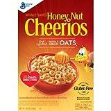 Honey Nut Cheerios, Gluten Free (Pack of 20)