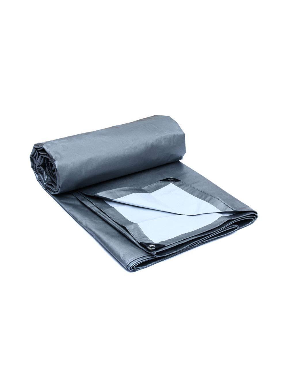 DLyng 防水ビーチテント抗UV日シェルター簡単なセットアップ家族のキャンプテント屋根、家具、ペット、ボート、プール (Size : L:10m W:8m) L:10m W:8m  B07HF49163