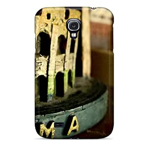 Anti-scratch And Shatterproof La' Roma. Phone Case For Galaxy S4/ High Quality Tpu Case