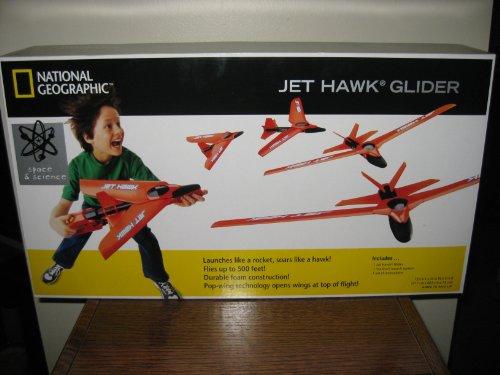 Hawk Glider - National Geographic Jet Hawk Glider