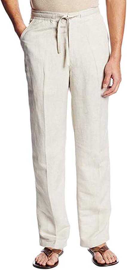 DUJIE Pantalone Casuales Transpirable Pantalon Deporte Hombre ...
