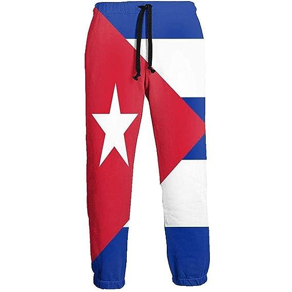 Eternity Bliss Cuba Flag 2 Pantalones de chándal Ligero Jogger ...