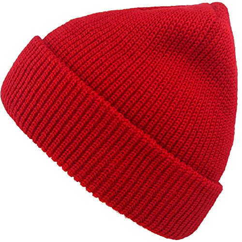 (Slouchy Beanie Hats Winter Knitted Caps Soft Warm Ski Hat)