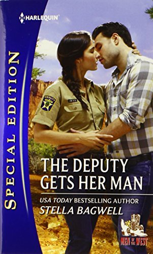 Download By Stella Bagwell The Deputy Gets Her Man [Mass Market Paperback] PDF