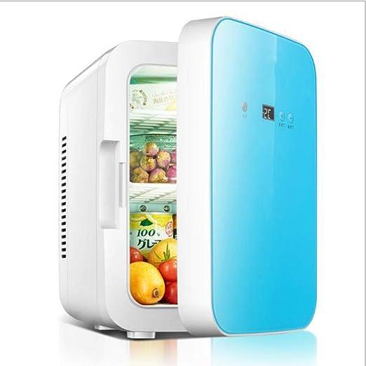 GXFC Mini Nevera Refrigerador de 8 litros para automóviles ...