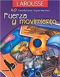 Fuerza y Movimiento, , 9702208637