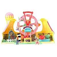 Calles dulces de Fisher-Price: Country Fair Playset