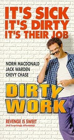 Amazon.com Dirty Work (1998) [VHS] Norm MacDonald, Jack