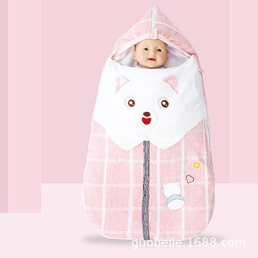nohbi Saco de Dormir cálido y Grueso,Saco de Dormir para bebé ...