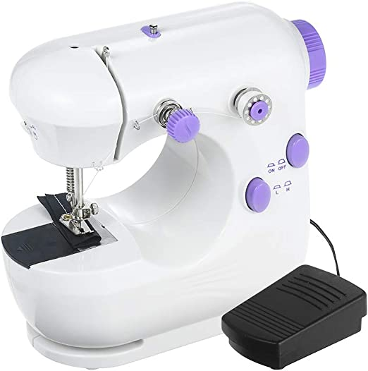 Decdeal - Máquina de coser eléctrica, máquina de coser portátil ...