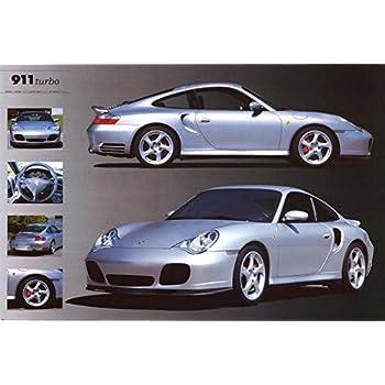 Porsche 911 Poster 36 x 24in