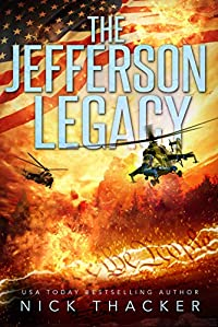The Jefferson Legacy by Nick Thacker ebook deal