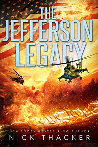 - The Jefferson Legacy (Harvey Bennett Thrillers Book 4)
