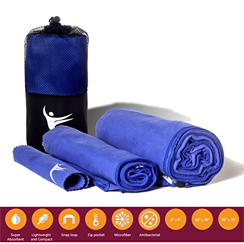Microfiber Towels Antibacterial Prevent Absorbent product image