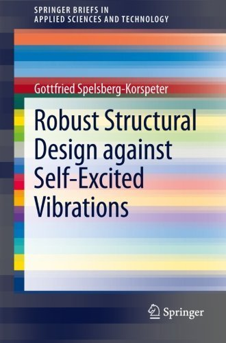 Robust Structural Design against Self-Excited Vibrations (SpringerBriefs in Applied Sciences and Technology) by Gottfried Spelsberg-Korspeter (2013-03-23)