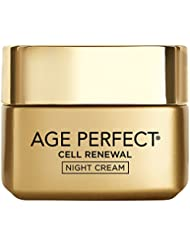 L'Oreal Paris Skincare Age Perfect Cell Renewal Night...