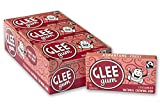 Glee Gum All Natural Cinnamon Gum, Non GMO Project Verified, Eco Friendly, 16 Piece Box, Pack of 12