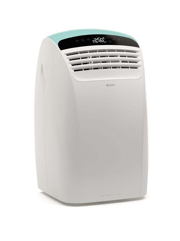 Olimpia Splendid Climatiseur Portable 11.000 BTU/h, 01699 Dolceclima Silent 11 A+, 2400 W, Classe énergétique A+ product image