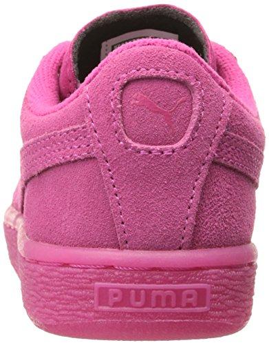 PumaSuede Jr - Zapatillas Niños-Niñas Beetroot Purple/White