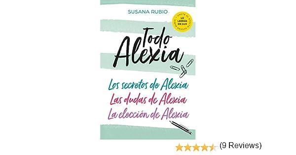 Todo Alexia (Pack: Los secretos de Alexia | Las dudas de Alexia ...