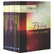 Passion Translation 12-in-1 Collection: Encounter the Heart of God