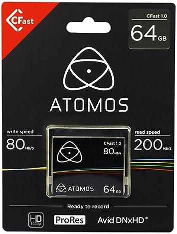 ATOMOS ATOMCFT064 Cfast 1.0 CFast
