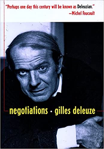 Anthropology and Art in Gilles Deleuze