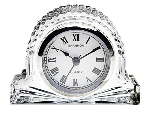 Godinger Mantle Clock