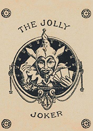 Carnet Ligne Carte A Jouer, Joker (Bnf Cartes a Jouer)  [Sans Auteur] (Tapa Blanda)