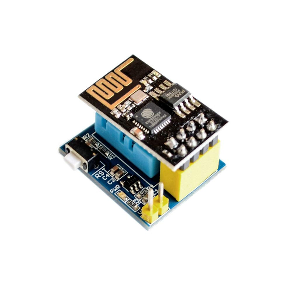 ESP8266 DHT11 Temperature Humidity Sensor Module with ESP-01 ESP-01S for WiFi Smart Home IOT DIY Kit