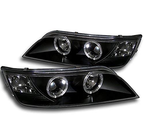 ZMAUTOPARTS BMW Z3 Halo Projector Headlight Lamp BlackM Roadster Coupe