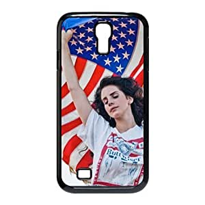 Customiz American Famous Singer Lana Del Rey Back Case for Samsung Galaxy S4 i9500 JNS4-1714