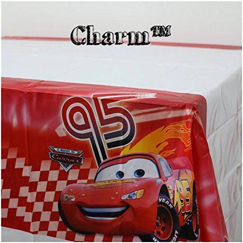 Set of 2 Tablecloths CR Plastic 42