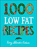 1,000 Low Fat Recipes, Terry Blonder Golson, 0028603540