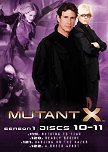 Mutant X - Season 1 Discs 10-11