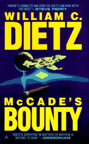 book cover of McCade\'s Bounty