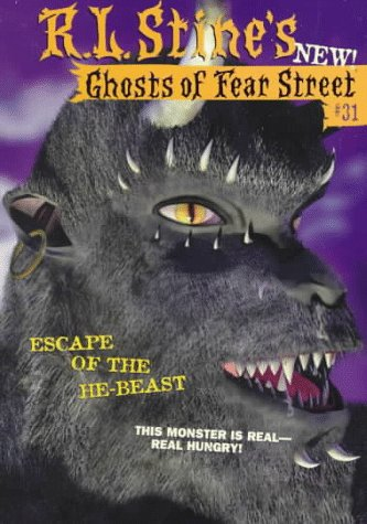 Escape He Beast Ghosts Fear Street product image