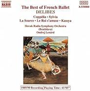 Coppelia, Ballet Suite: Czardas