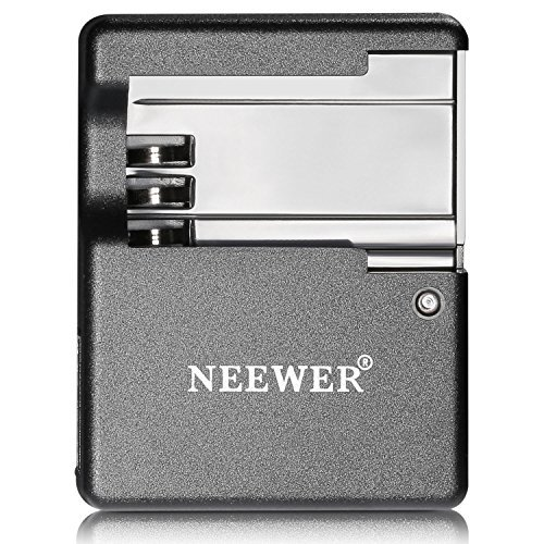 Neewer Replacement Battery Charger for Nikon MH-23 Fit for Nikon EN-EL9 Battery, D700 D300 D100 D3000 D5000 D5100 D80 D60 D70s D70 D50 D40X D40 Cameras