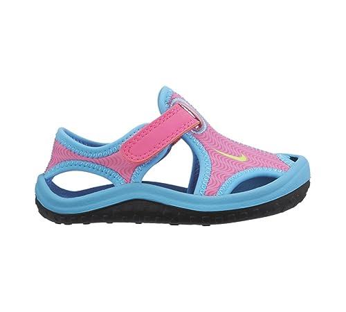 4b271f22b7f8 Nike Sunray Protect (TD) Infant Toddler Girls  Sandal  344993-612 (6c)   Amazon.ca  Shoes   Handbags