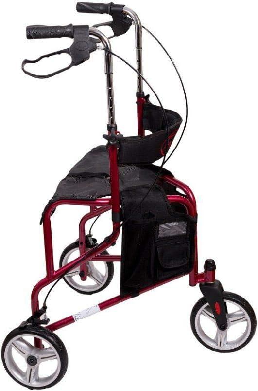 Antar AT51004 - Andador de tres ruedas (6000 g)